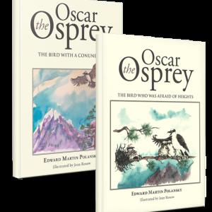 Polansky Books - Oscar the Osprey Children's Series 2 Books